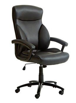 Office Chair TAMDRUP Memory Foam Black JYSK