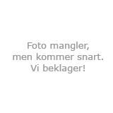 JYSK, Gardin UNNEN 1x140x245cm sort,  349,-