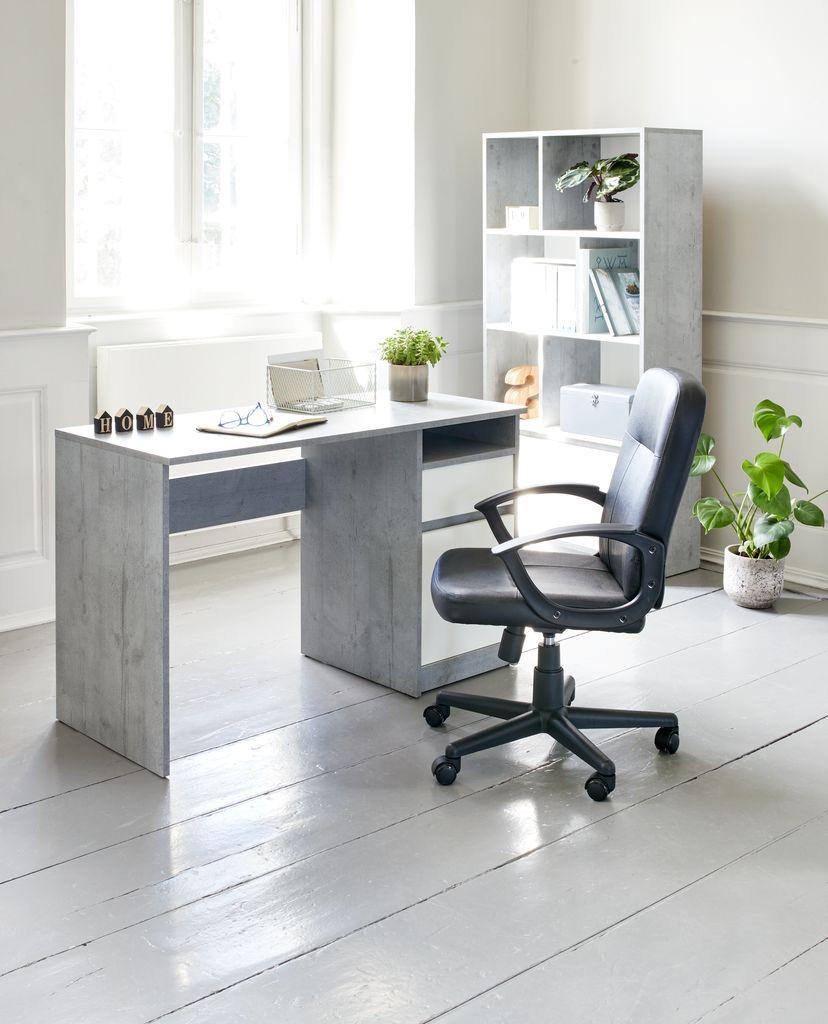 Krzesło biurowe NIMTOFTE czarne