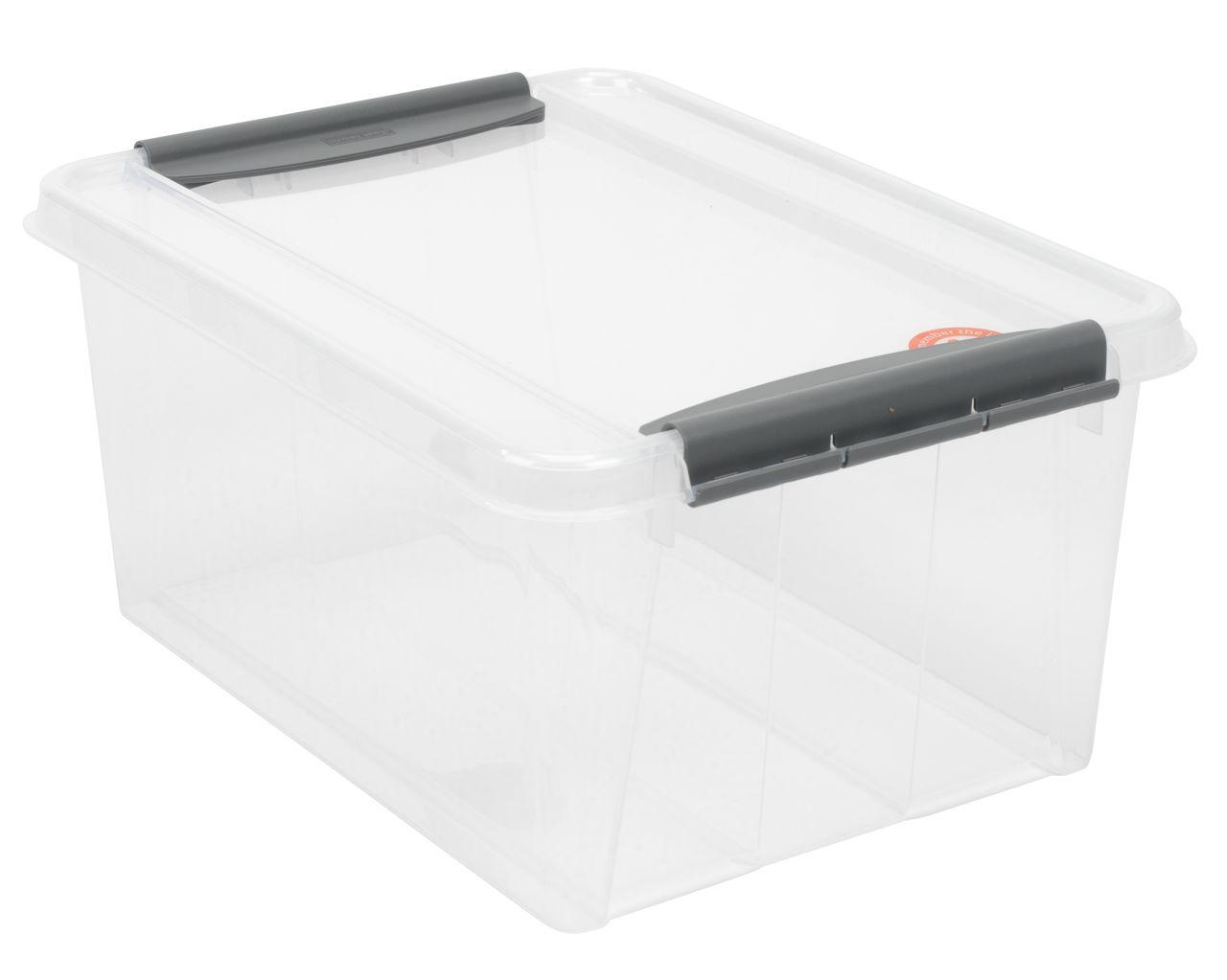 dd30a1f59 Úložný box PROBOX 14L s víkem | JYSK