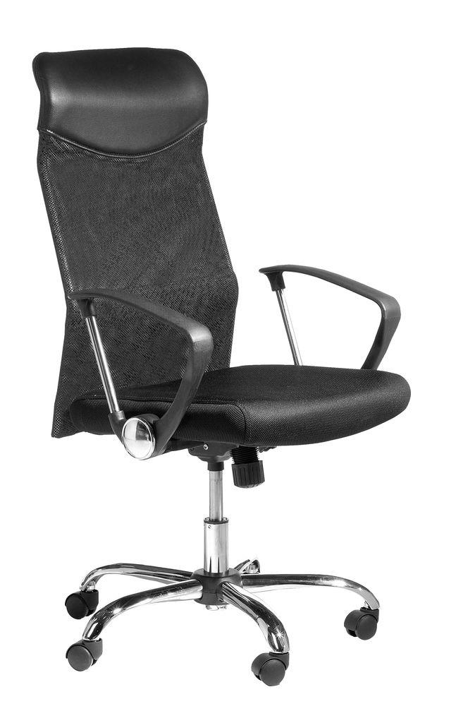 Office Chair Billum High Back Black Jysk