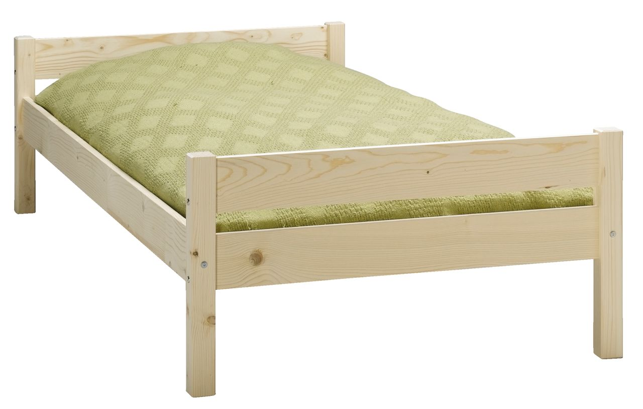 Rama łóżka Sallinge 90x200cm Natur
