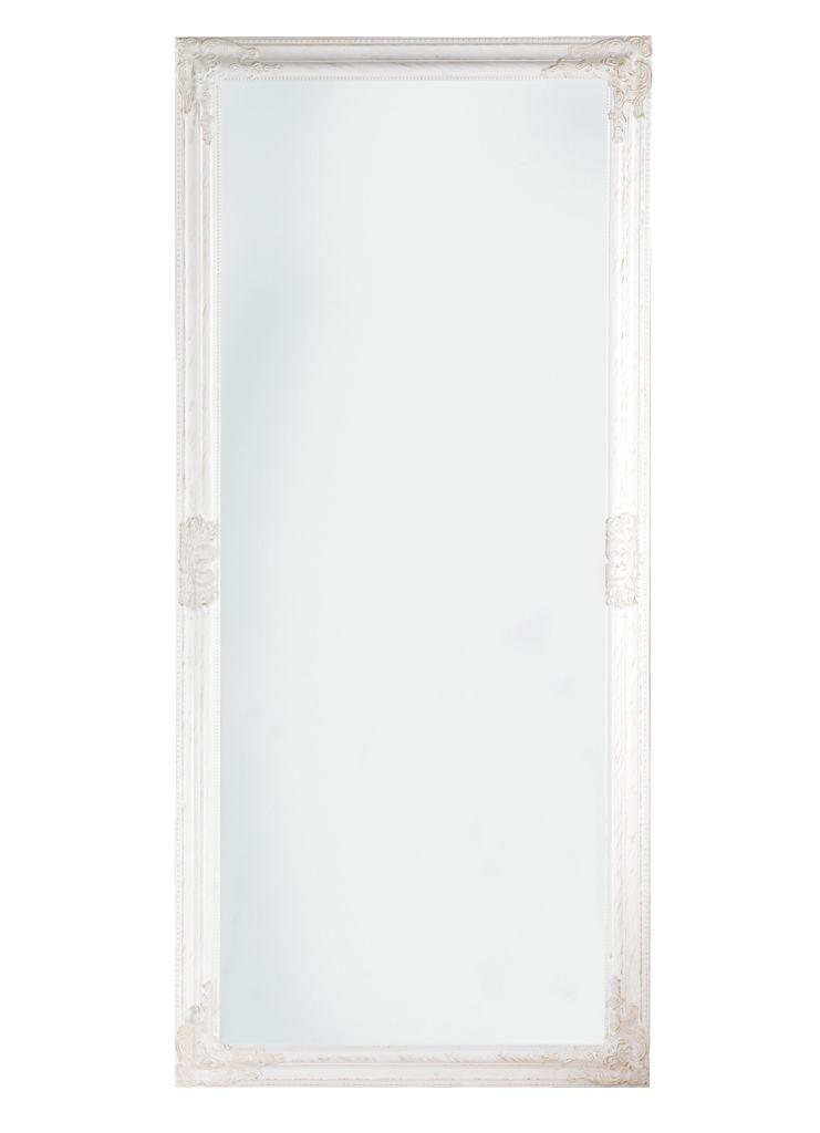 Spegel RUDE 72×162 vit JYSK