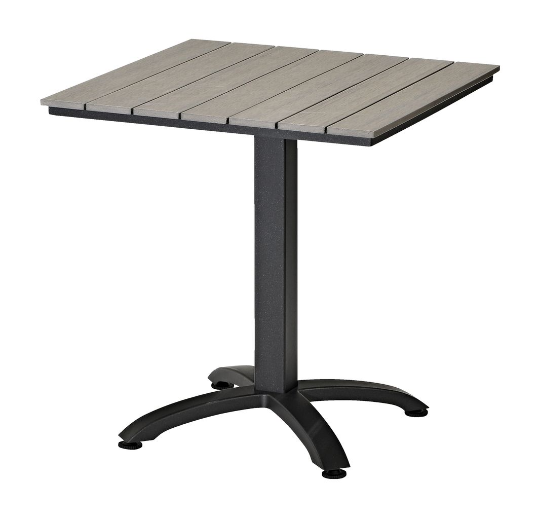 cafebord jysk Cafebord HOBRO B70xL70 grå   JYSK cafebord jysk