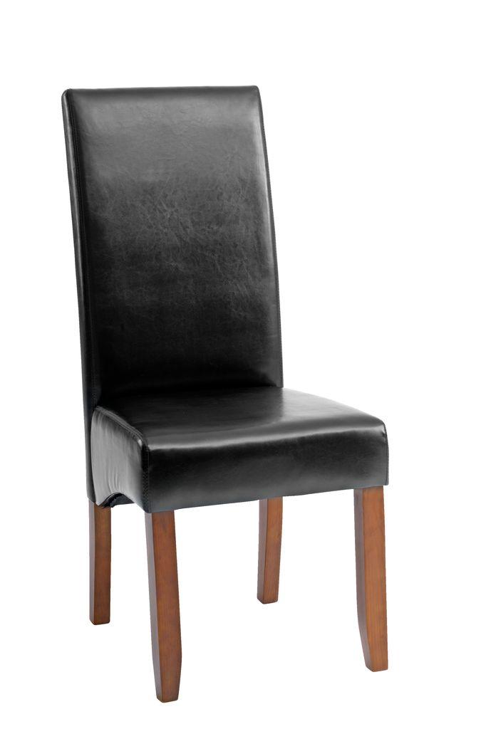 Krzeslo Bakkely Brazowe Jysk