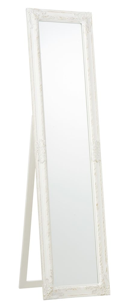 vit spegel jysk