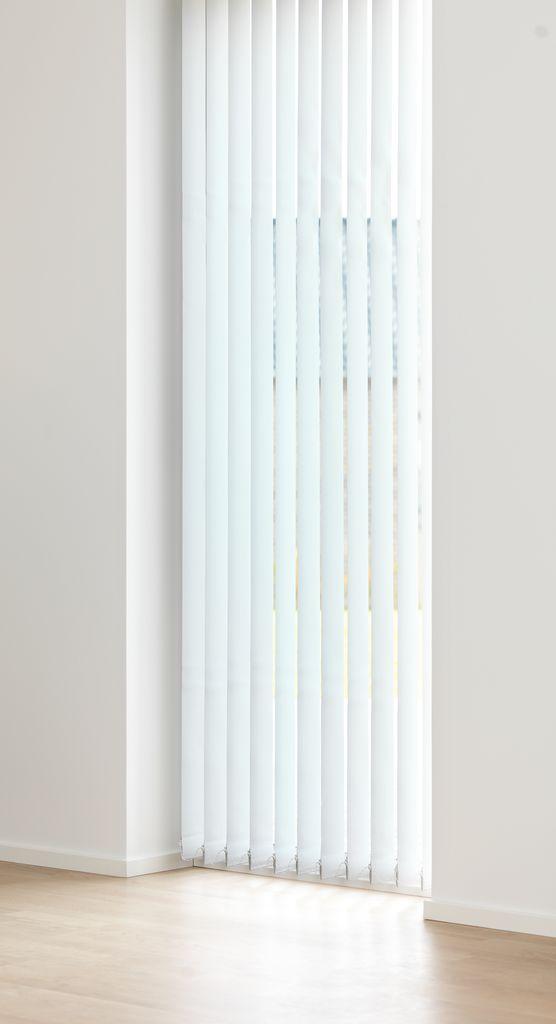 Ypperlig Lamelgardin FERAGEN 200x250cm hvid | JYSK ZV-19