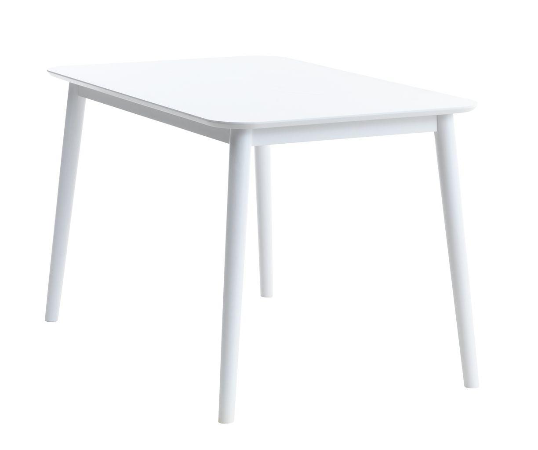 bord jysk Spisebord LANGDAL 77x118 hvid | JYSK bord jysk