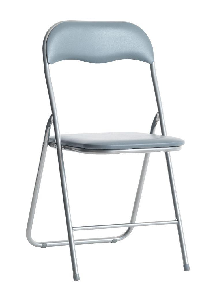 Krzeslo Skladane Vig Szary Jysk