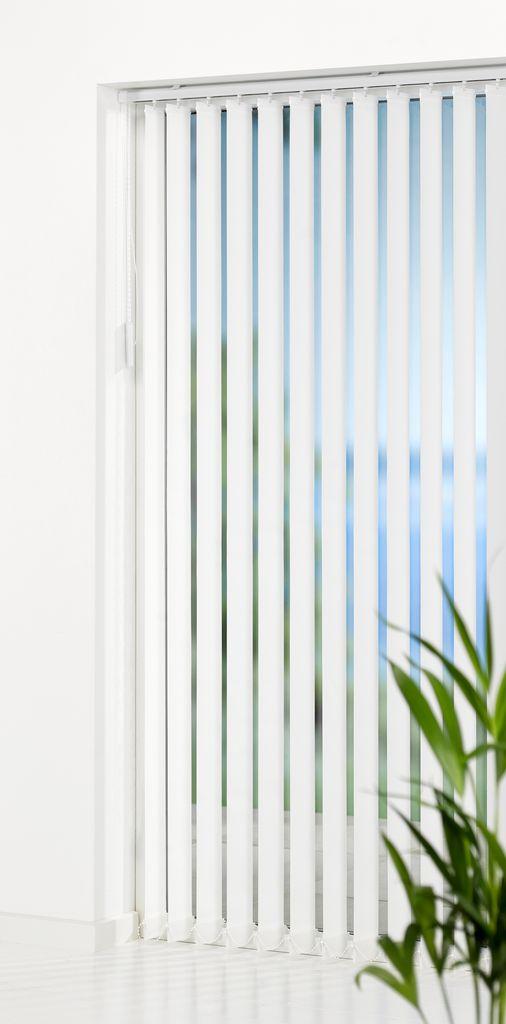 Opdateret Lamelgardin ANDAMMEN 250x250cm hvid | JYSK XF08