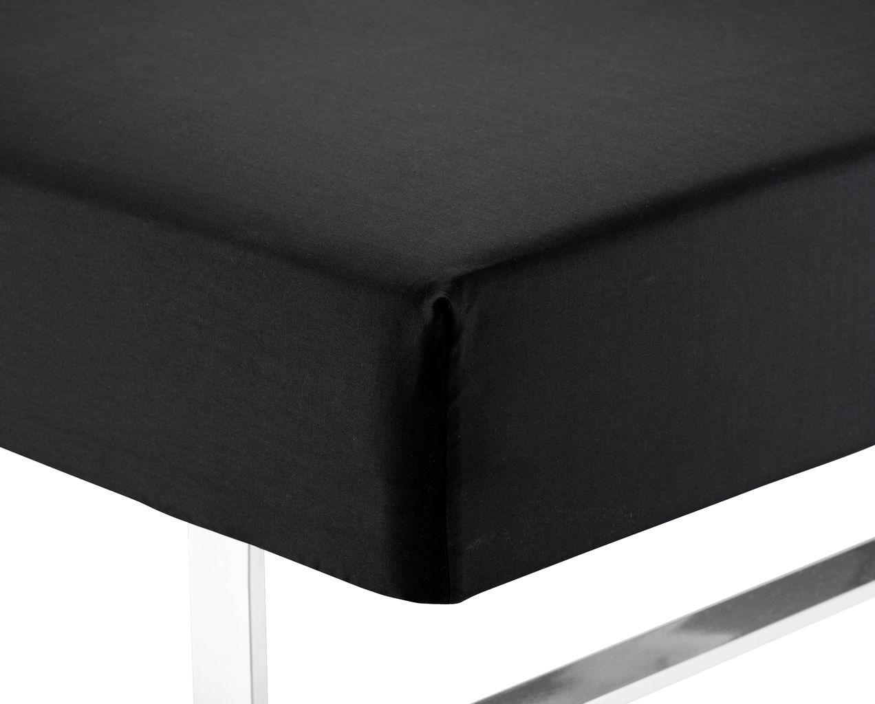 Julkaisupäivä hieno muotoilu ajatuksia Muotoonommeltu lakana 120x200x35cm musta