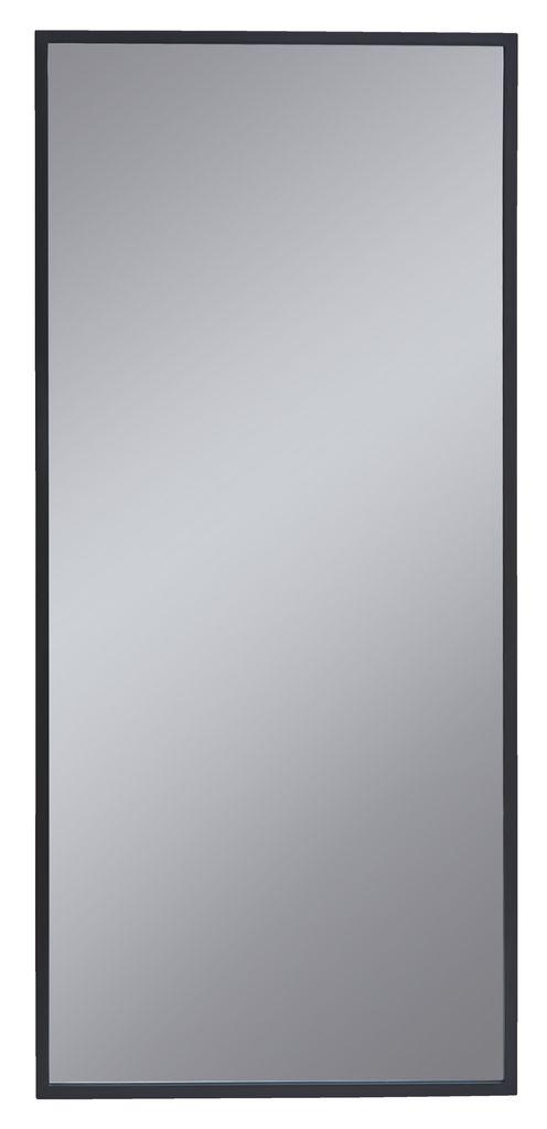 Speil OBSTRUP 68x152 svart | JYSK