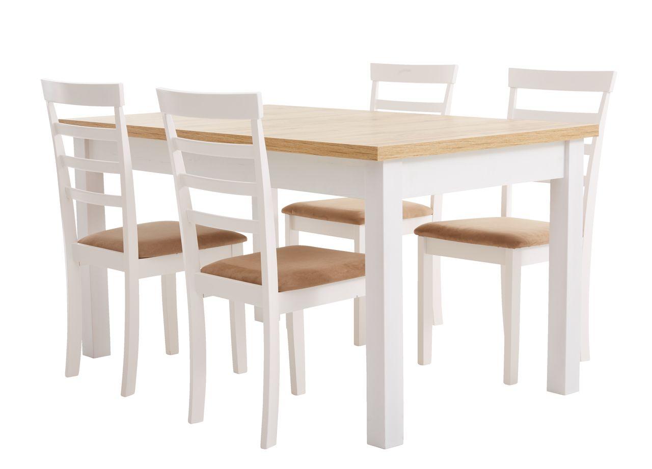 jysk stoły i krzesła kuchenne