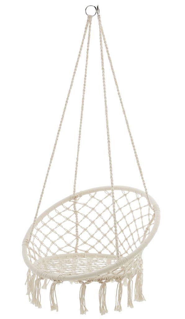 Hanging Chair Nittedal W83xl83 White Jysk