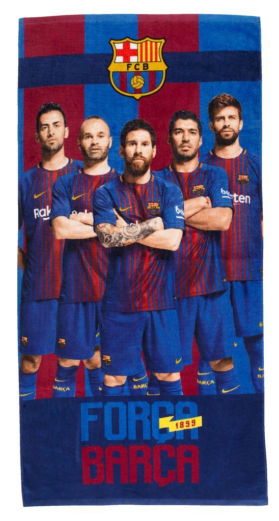 Badhandduk FC BARCELONA  049604bd340c9