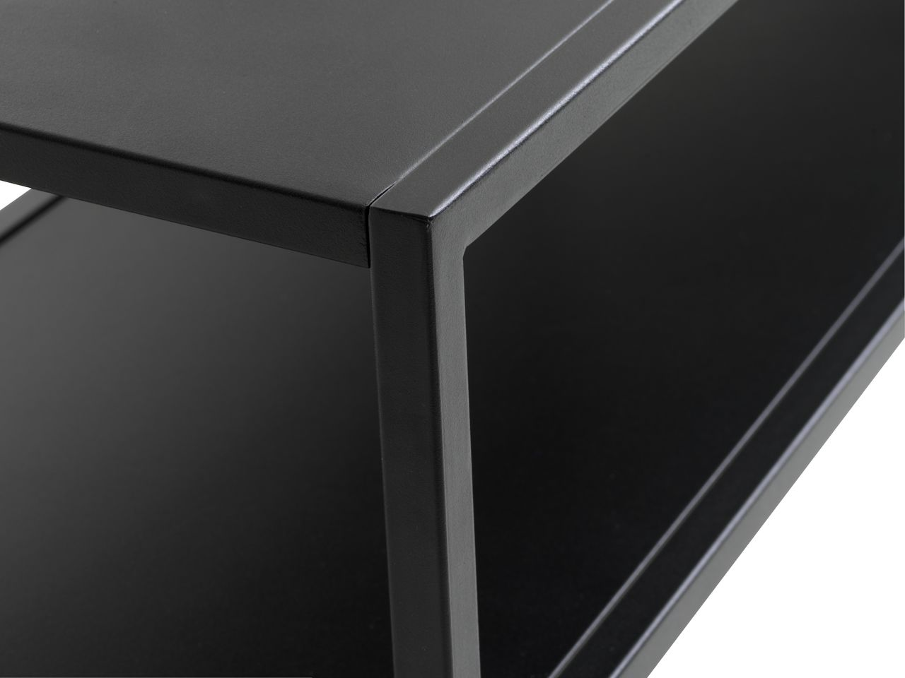 TV bord VIRUM svart   JYSK