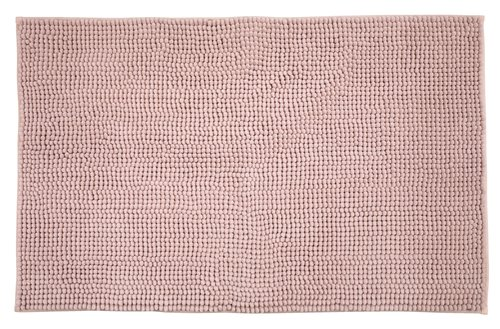 Bademåtte FAGERSTA 50x80 rosa