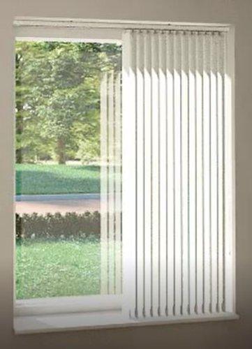 Avanceret Lamelgardin ANDAMMEN 250x250cm hvid | JYSK YY09