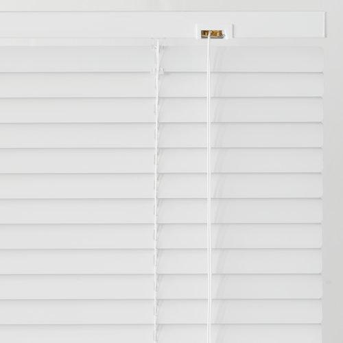 Persienne BRU 120x130cm alu hvid