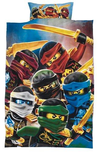Ágyneműhuzat LEGO NINJAGO SGL