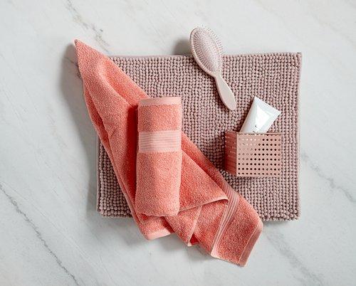 Kádkilépő FAGERSTA 50x80 rózsaszín