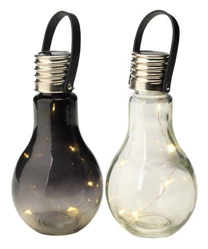 Lampa solarna EDERFUGL Ś9xS18 szkło SDP