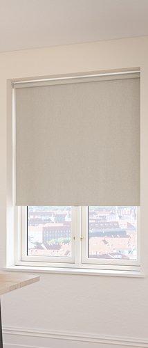 Rullegardin SETTEN 90x210 mørklæg beige
