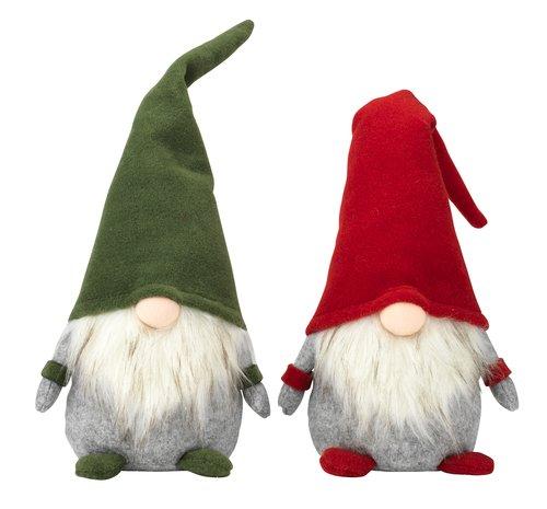 Santa Claus HERMOD D15xH53cm ass.