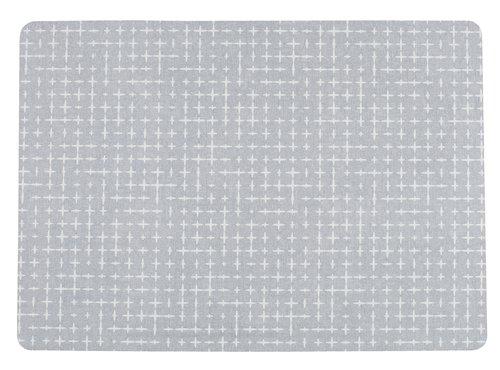 Tányéralátét ARTISKOKK 30x43 szürke
