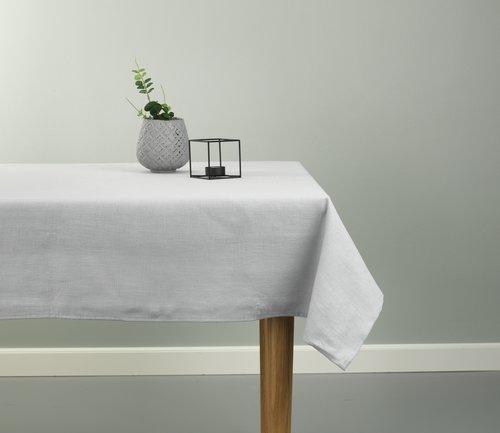 Tablecloth HARSYRA 140x240 light grey