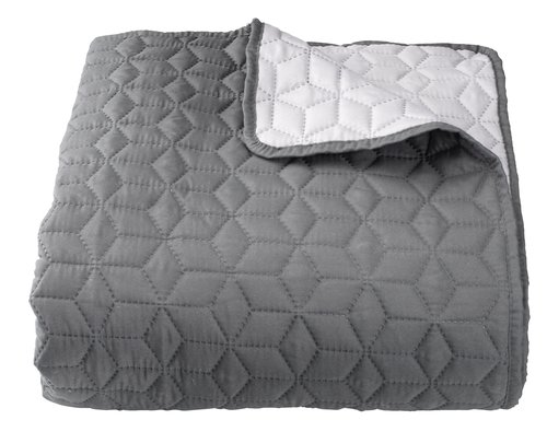 Colcha ROSENTRE 160x220 gris