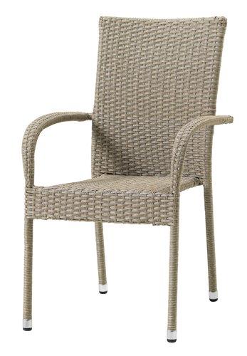 Stacking chair GUDHJEM natur