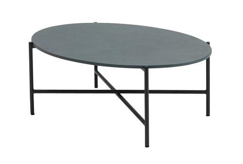 Stół RADSTED S70xD100 szary