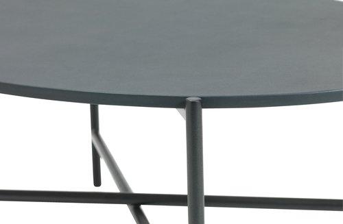 Loungetafel RADSTED B70xL100 grijs