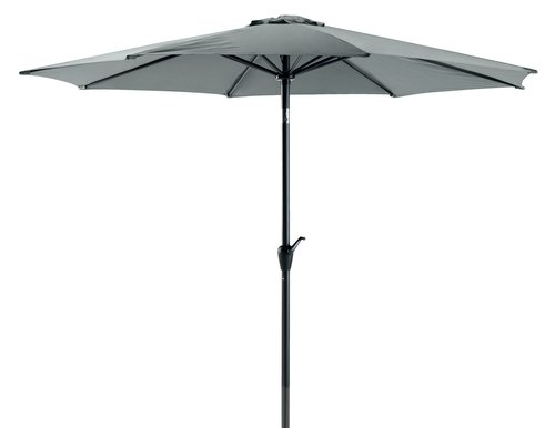 Umbrelă soare AGGER 300cm verde