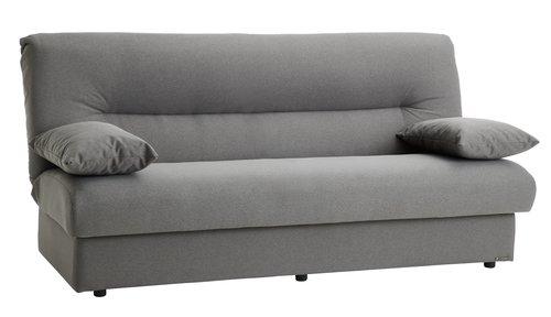 Canapea extensibilă BOLDERSLEV gri desch
