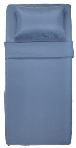 Σετ σεντονιών CATERINA Micro ΜΝ μπλε