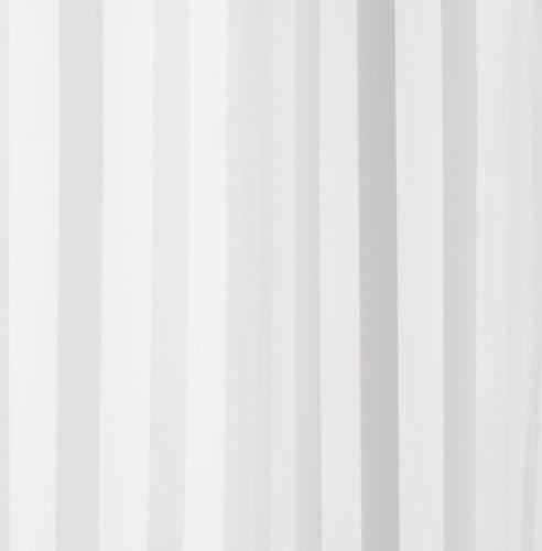 Душ завеса GUSUM 150x200 см бяла