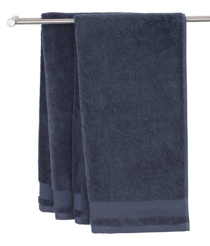 Håndklæde NORA mørkeblå