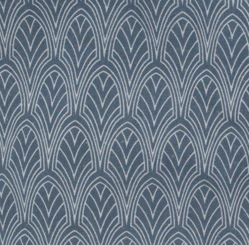 Set post. MARCELA flanel 140×200 plava