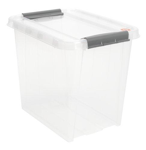 Cutie depozitare PROBOX 52L cu capac tr.