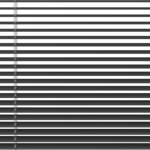 Aluminium jaloezieën BRU 90x160cm grijs