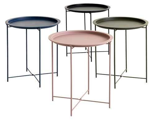 End table RANDERUP D47 rose
