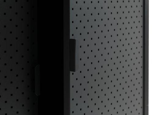 Szafka VIRUM 2 drzwi czarny