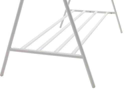 Clothes rail LYNGDAL white