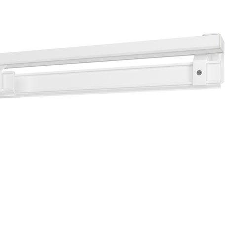 Panel 2-vodilice LOSNA 114cm bijela