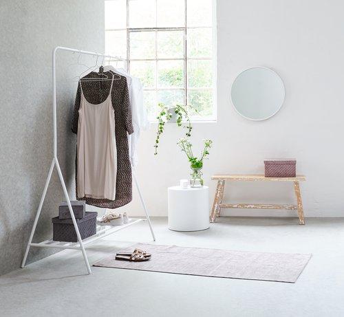 Drążek na ubrania LYNGDAL biały