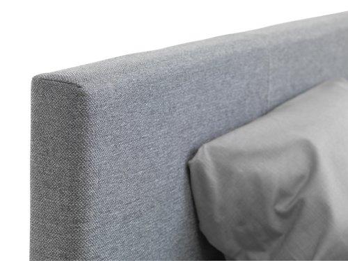 Ram kreveta EGERSUND 90x200 sv. siva