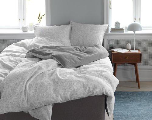 Set posteljine SELMA saten 140x200