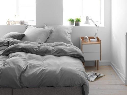 Obliečky CATERINA mikro XL sivá